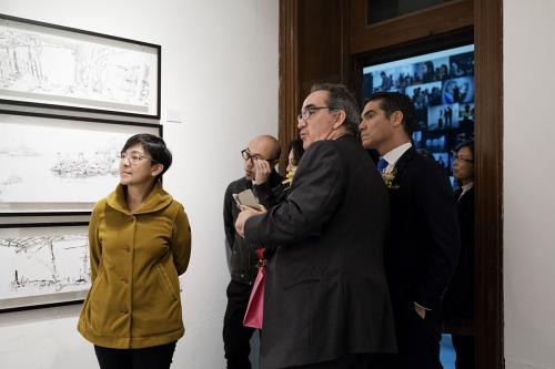 tsr2018 20180302 official opening cerimony and inauguration of the script road exhibitions hr 06 (4)